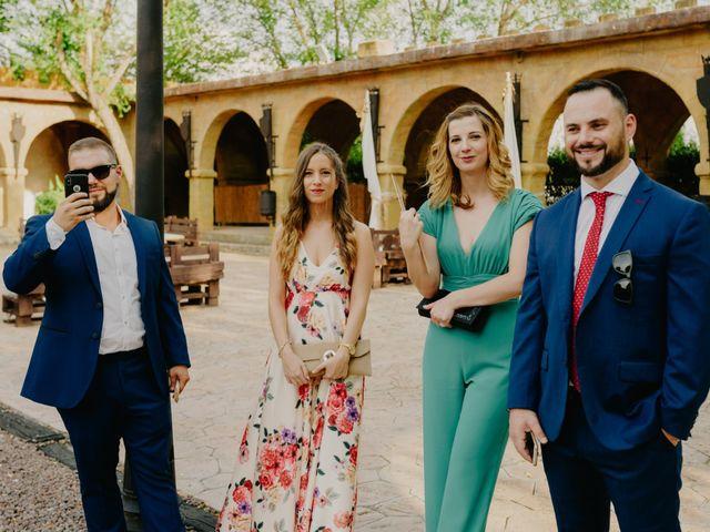 La boda de Cristian y Noelia en Talamanca Del Jarama, Madrid 49