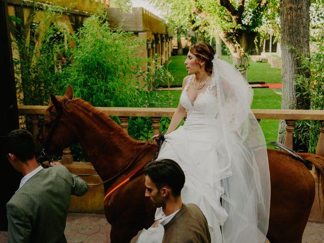 La boda de Cristian y Noelia en Talamanca Del Jarama, Madrid 50