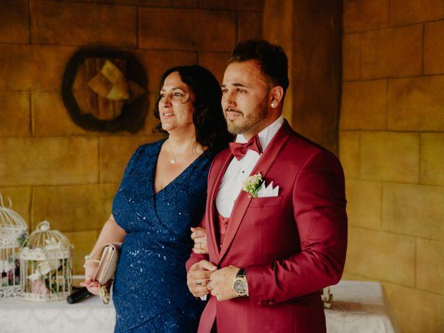 La boda de Cristian y Noelia en Talamanca Del Jarama, Madrid 52
