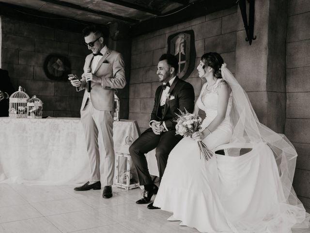 La boda de Cristian y Noelia en Talamanca Del Jarama, Madrid 57