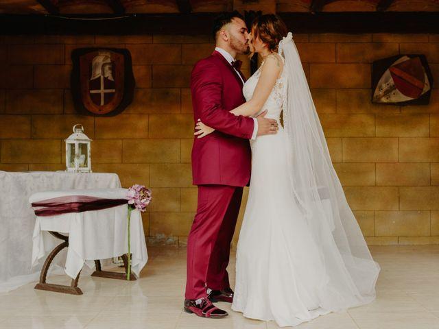 La boda de Cristian y Noelia en Talamanca Del Jarama, Madrid 67