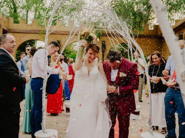 La boda de Cristian y Noelia en Talamanca Del Jarama, Madrid 69