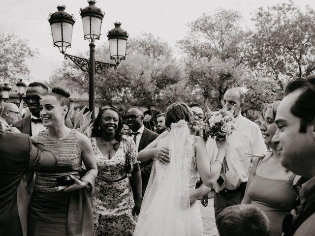 La boda de Cristian y Noelia en Talamanca Del Jarama, Madrid 71
