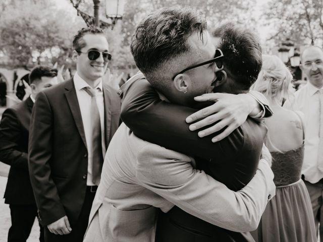 La boda de Cristian y Noelia en Talamanca Del Jarama, Madrid 73