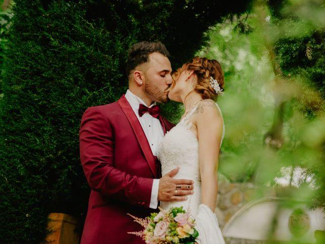 La boda de Cristian y Noelia en Talamanca Del Jarama, Madrid 78