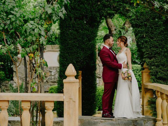 La boda de Cristian y Noelia en Talamanca Del Jarama, Madrid 79
