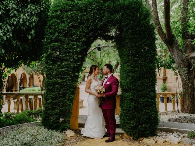 La boda de Cristian y Noelia en Talamanca Del Jarama, Madrid 80