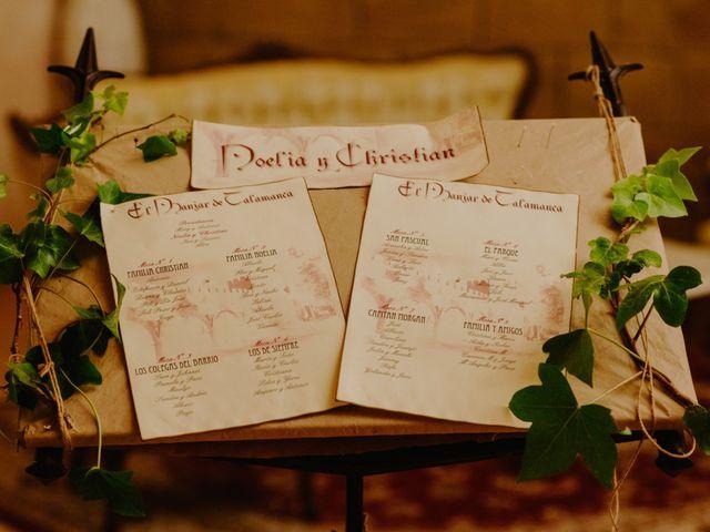 La boda de Cristian y Noelia en Talamanca Del Jarama, Madrid 85