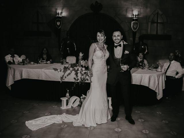 La boda de Cristian y Noelia en Talamanca Del Jarama, Madrid 91