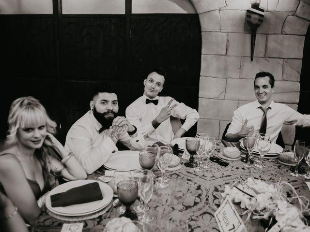La boda de Cristian y Noelia en Talamanca Del Jarama, Madrid 92