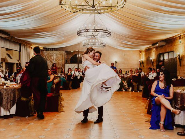 La boda de Cristian y Noelia en Talamanca Del Jarama, Madrid 101