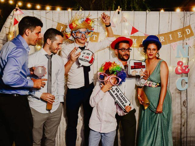 La boda de Cristian y Noelia en Talamanca Del Jarama, Madrid 104