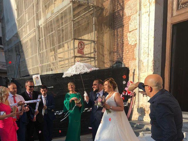 La boda de Jesús  y Miriam  en Torrejón De Ardoz, Madrid 5
