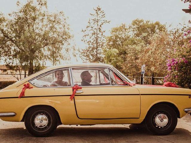 La boda de Jose  y Cristi en Alora, Málaga 10