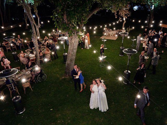 La boda de Marelys y Helena en Torrelodones, Madrid 2