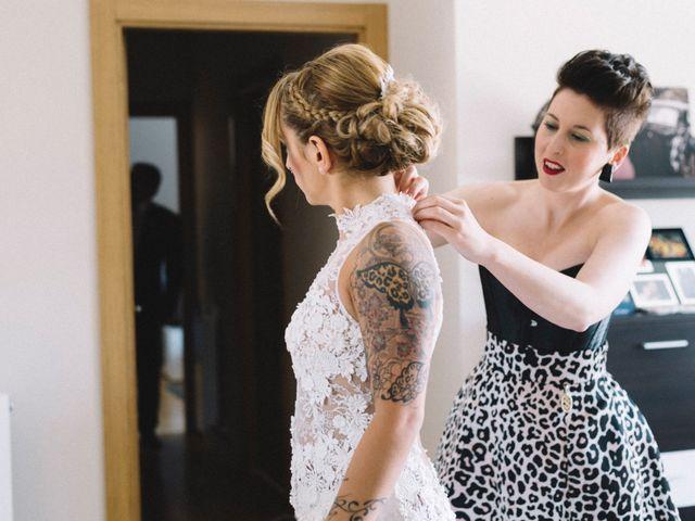 La boda de Unai y Julene en Dima, Vizcaya 6