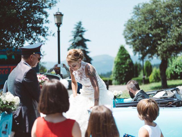 La boda de Unai y Julene en Dima, Vizcaya 9