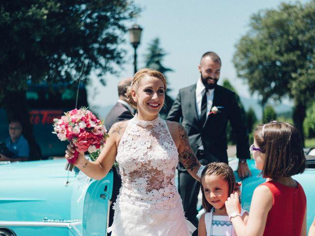 La boda de Unai y Julene en Dima, Vizcaya 11
