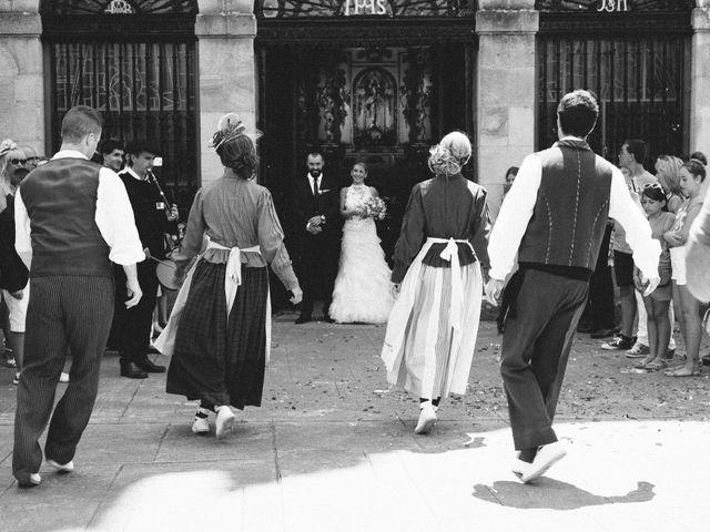 La boda de Unai y Julene en Dima, Vizcaya 14