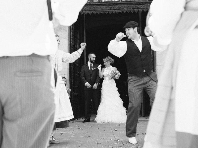 La boda de Unai y Julene en Dima, Vizcaya 15