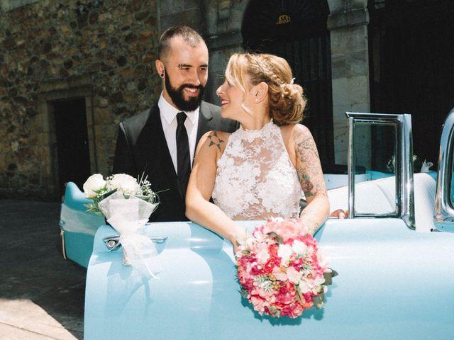 La boda de Unai y Julene en Dima, Vizcaya 18