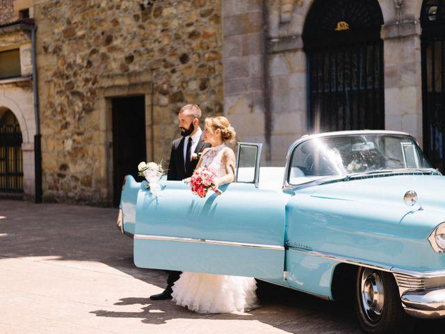 La boda de Unai y Julene en Dima, Vizcaya 19