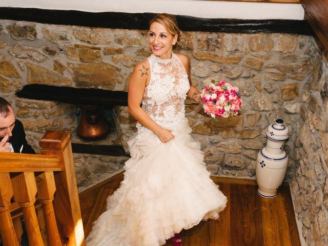 La boda de Unai y Julene en Dima, Vizcaya 21