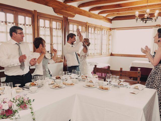 La boda de Unai y Julene en Dima, Vizcaya 22