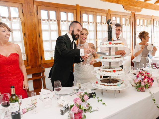 La boda de Unai y Julene en Dima, Vizcaya 24