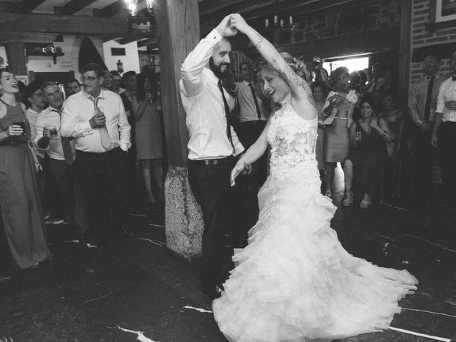 La boda de Unai y Julene en Dima, Vizcaya 27