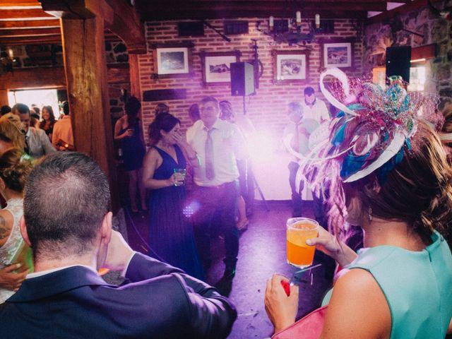 La boda de Unai y Julene en Dima, Vizcaya 30