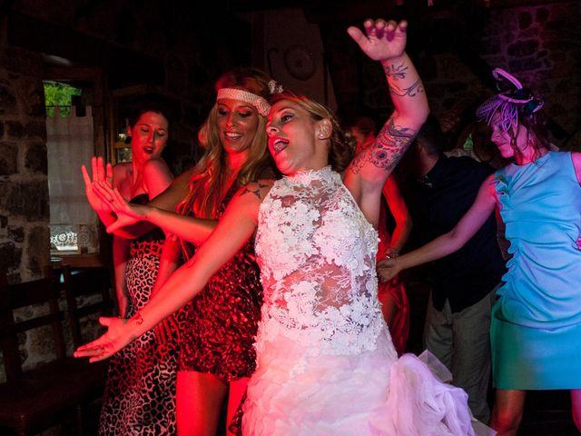 La boda de Unai y Julene en Dima, Vizcaya 32