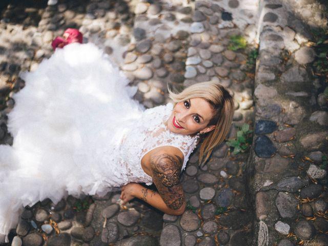 La boda de Unai y Julene en Dima, Vizcaya 34