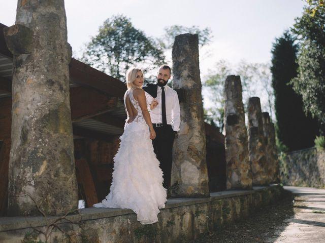 La boda de Unai y Julene en Dima, Vizcaya 36