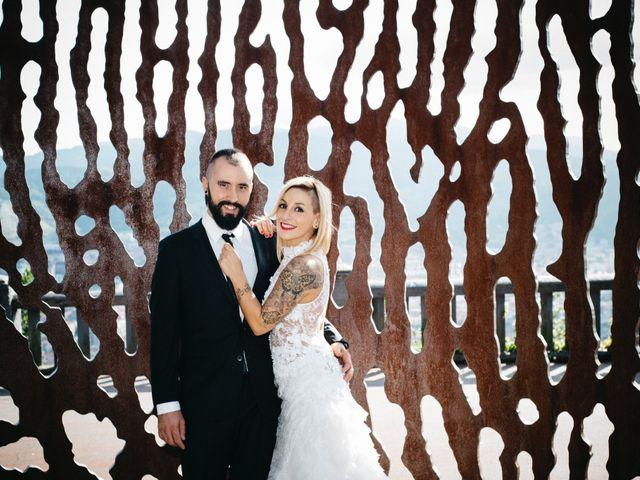 La boda de Unai y Julene en Dima, Vizcaya 37