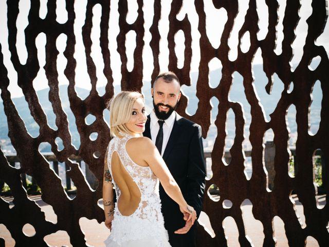 La boda de Unai y Julene en Dima, Vizcaya 38