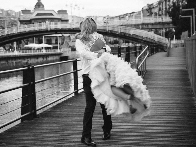 La boda de Unai y Julene en Dima, Vizcaya 40