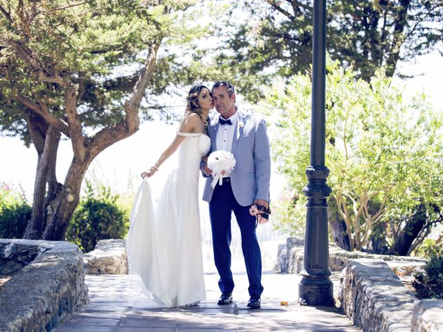 La boda de Antonio y Pepi en Mijas, Málaga 3