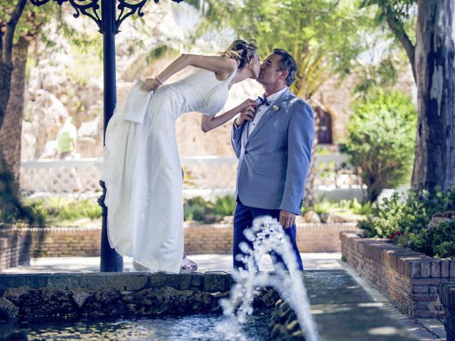 La boda de Antonio y Pepi en Mijas, Málaga 10