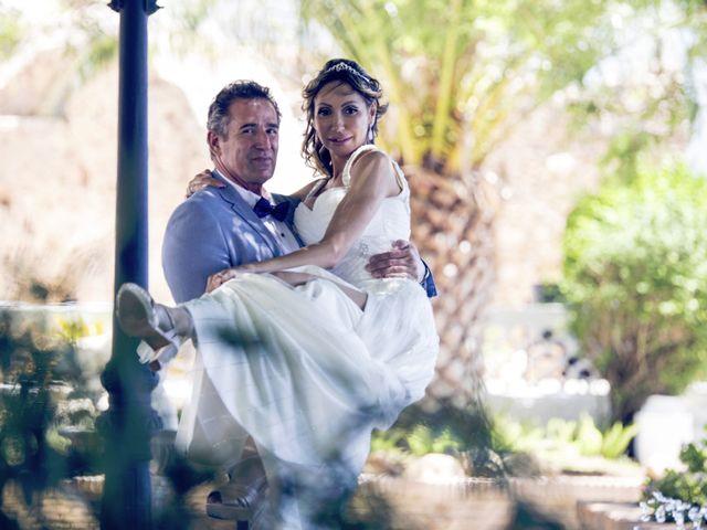 La boda de Antonio y Pepi en Mijas, Málaga 13