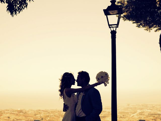 La boda de Antonio y Pepi en Mijas, Málaga 2