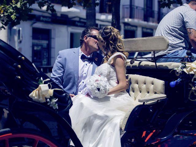 La boda de Antonio y Pepi en Mijas, Málaga 19