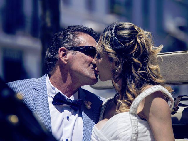La boda de Antonio y Pepi en Mijas, Málaga 20