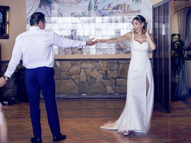 La boda de Antonio y Pepi en Mijas, Málaga 39