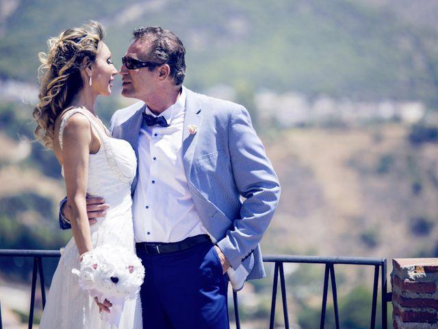 La boda de Antonio y Pepi en Mijas, Málaga 49