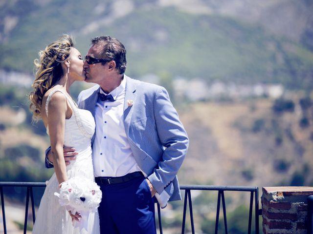 La boda de Antonio y Pepi en Mijas, Málaga 50