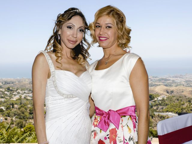 La boda de Antonio y Pepi en Mijas, Málaga 56