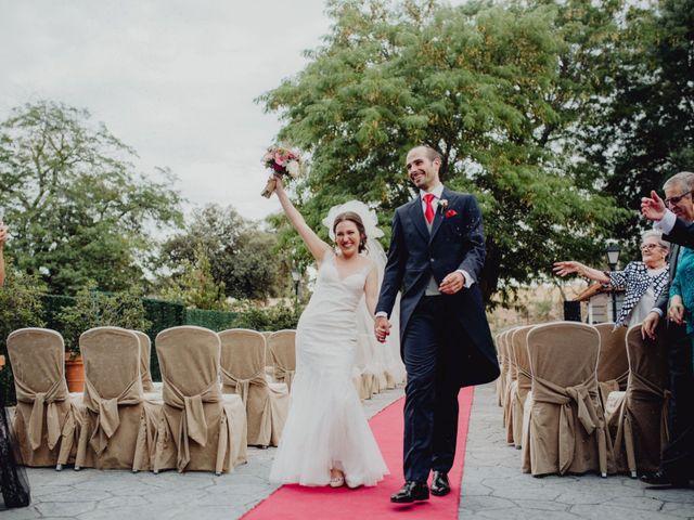 La boda de Pablo y Tamara en Collado Villalba, Madrid 150