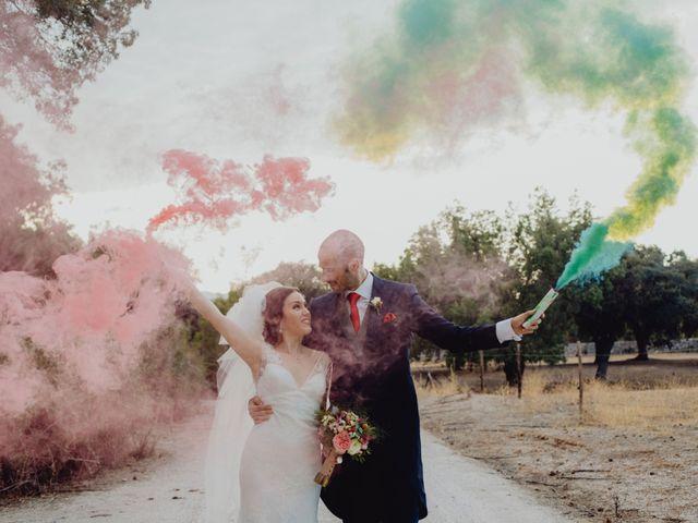 La boda de Pablo y Tamara en Collado Villalba, Madrid 158