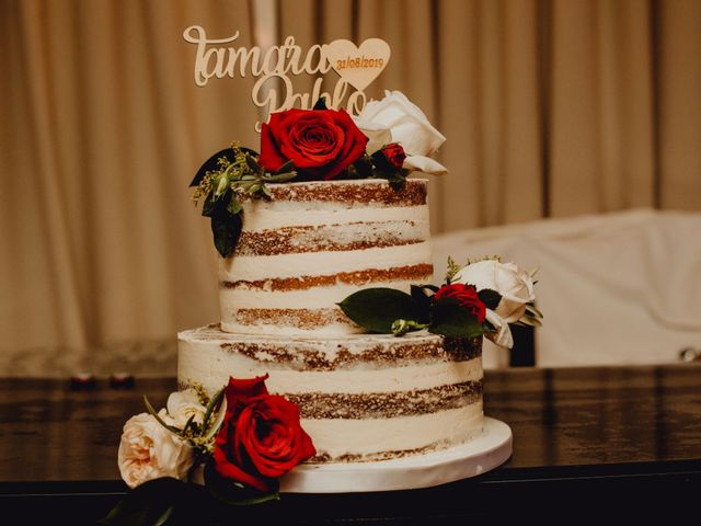 La boda de Pablo y Tamara en Collado Villalba, Madrid 208